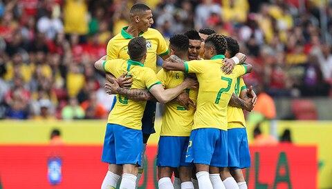 Apuestas Copa América 2019 - Brasil vs Bolivia: Plácido debut para el anfitrión