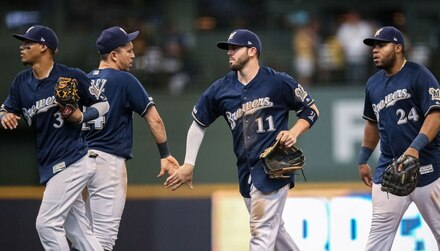 Brewers @ Astros: Milwaukee seeking fifth straight win