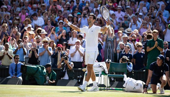 Wimbledon betting odds: Six leading contenders for Grand Slam glory