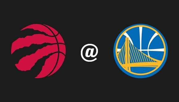 Raptors @ Warriors: Champions can set up decider