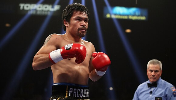 Apuestas de boxeo - Keith Thurman vs Manny Pacquiao: