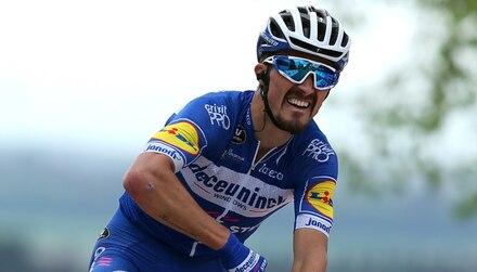 Tour de Francia: Julian Alaphilippe pone las cartas encima de la mesa antes de la llegada de la montaña