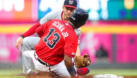 Nationals @ Braves: Atlanta hoping to extend NL East lead