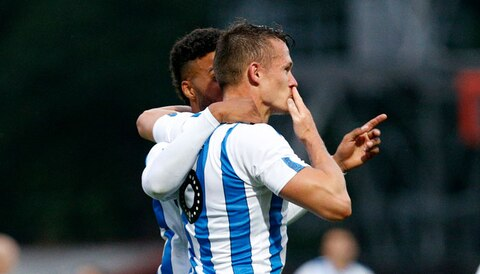 Football accumulator tips: Terriers and Gills in 28/1 five-fold