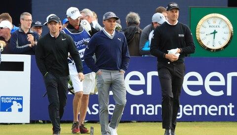 Scottish Open: Fowler and Stenson look like Renaissance men