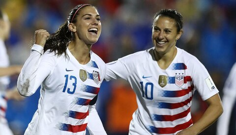 Women's World Cup predictions: USA fancied in 20/1 shot for final