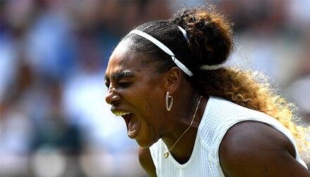 Nos pronostics tennis pour jeudi : Serena Williams toujours plus près du record ?