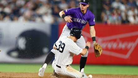 Rockies @ Yankees: New York goes for a fifth straight win