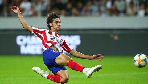 Apuestas Liga española - Atlético de Madrid vs Getafe: El Wanda está deseando conocer a João Félix