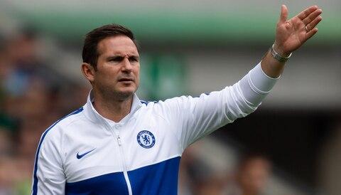 Apuestas Premier League - Manchester United vs Chelsea: Frank Lampard toma la alternativa con los