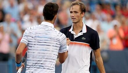 Tenis - Pronósticos del US Open: Medvedev reta a un pulso a los tres