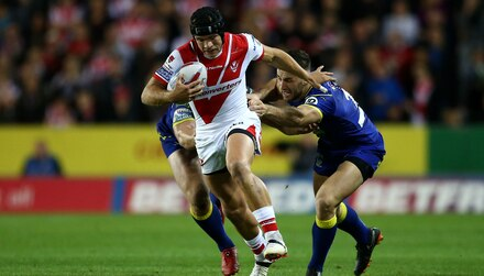 Challenge Cup final: Saints to see off wounded Wolves