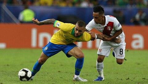 Apuestas amistosos internacionales - Brasil vs Perú: La final de la pasada Copa América se