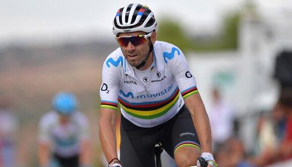 UCI World Championships: Alejandro Valverde sueña con repetir gesta en Yorkshire
