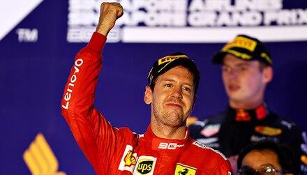 Apuestas GP Rusia: Vettel no quiere que su victoria en Singapur sea flor de un día