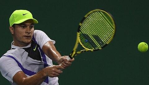 Pronósticos de tenis para el lunes: Kecmanovic busca un inicio brillante en Basilea