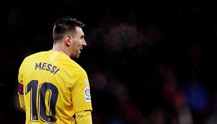 Apuestas de goleadores de LaLiga: Messi quiere sacar brillo a su nuevo Balón de Oro con un gol ante el Mallorca