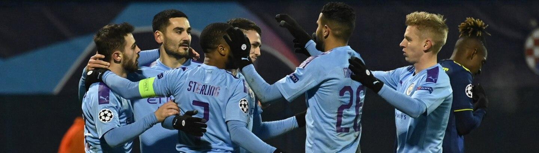 Columna de apuestas Champions League, Manchester City