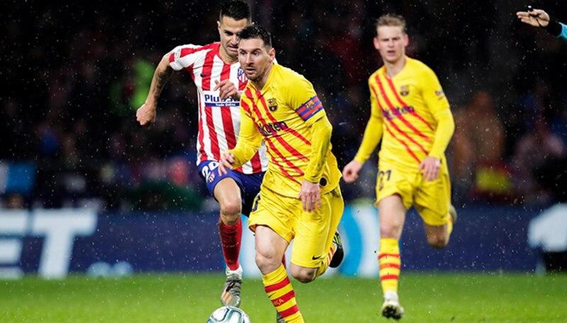 El FC Barcelona y el Atlético de Madrid centran las apuestas de fútbol de la Supercopa de España