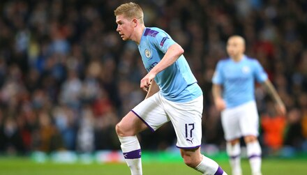 Man City vs Man Utd: Derby-day delight in store for De Bruyne and co