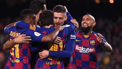 Apuestas Copa del Rey - Athletic de Bilbao vs FC Barcelona: Setién afronta la prueba 'del algodón' en San Mamés