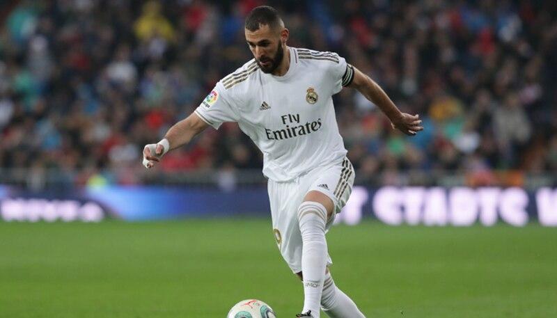 Apuestas de goleadores de LaLiga, Real Madrid, Karim Benzema
