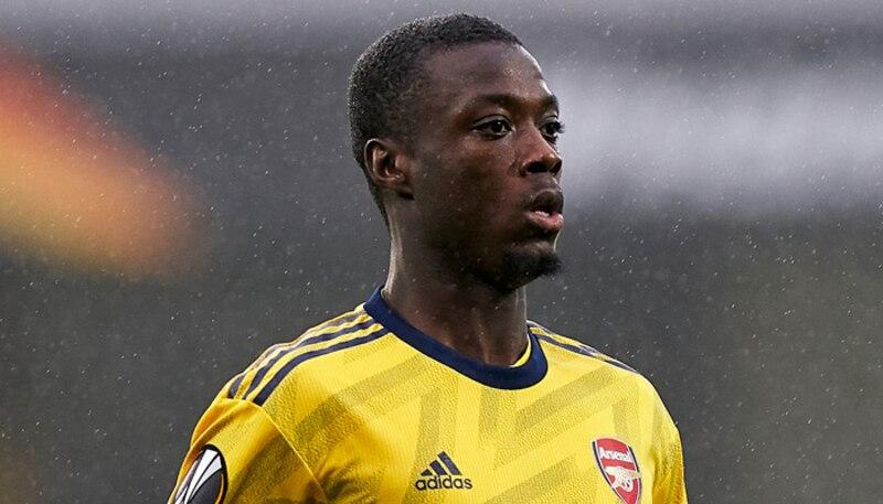 Apuestas combinadas de ligas europeas, Arsenal, Nicolas Pépé