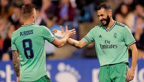 Apuestas Copa del Rey - Real Madrid vs Real Sociedad: Los