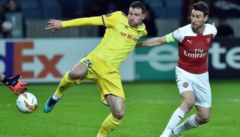 BATE Borisov vs FC Ruh Brest: Belarus giants to kick-start season